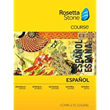 Rosetta Stone Spanish (Spain) Complete Course MAC  [Download]