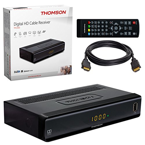 hb-digital-set-thomson-thc300-hd-receiver-fur-digitales-dvb-c-kabelfernsehen-hdmi-scart-usb-20-coaxi