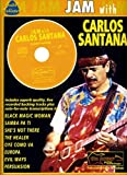 Jam With Carlos Santana: (Guitar Tab)