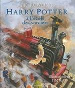 Harry Potter à l'école des sorciers - Beau-livre collector de J. K. Rowling
