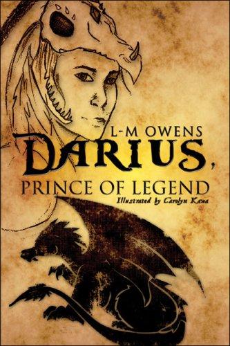 Darius, Prince of Legend Cover Image