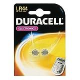 Aksans 8 x DURACELL LR44 Batterien 1,5 V LR 44 A76 AG13 357
