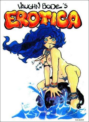 Preisvergleich Produktbild Vaughn Bode's Erotica