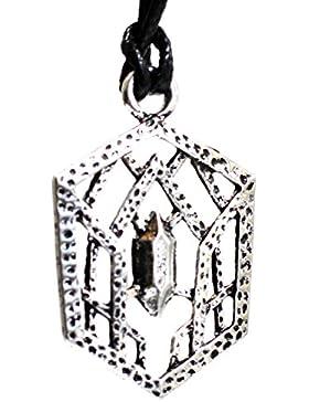 Thorin Eichenschild Der Hobbit Herr der Ringe inspiriert Leder Ketten Anhänger Halskette