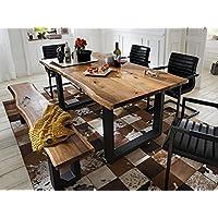 Tisch Rustikal suchergebnis auf amazon de für esstisch eiche rustikal küche