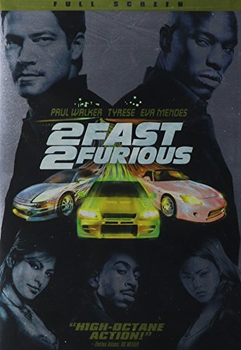2 Fast 2 Furious (Full Screen Edition) by Paul Walker