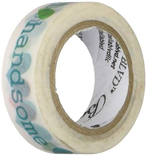 Boy Washi tape-love ihn, andere, mehrfarbig (Cute Kids)