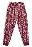 HARRY POTTER Pantalones de Pijama para Mujer Hombre, Hogwarts Pijamas Invierno Mujer 100% Algodón Ropa de Dormir, Pantalón Largo Cómodo, Regalos Niños Niñas Mujeres Hombres