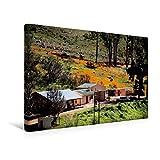 Premium Textil-Leinwand 45 cm x 30 cm quer, Farm in den Cederberg Mountains, Südafrika | Wandbild, Bild auf Keilrahmen, Fertigbild auf echter Leinwand, Leinwanddruck (CALVENDO Orte)