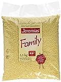 Jeremias Suppen-Buchstaben, Family Frischei-Nudeln, 1er Pack (1 x 2.5 kg Beutel)