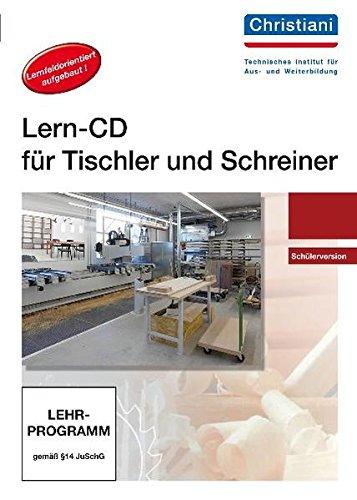 Lern-CD für Tischler und Schreiner