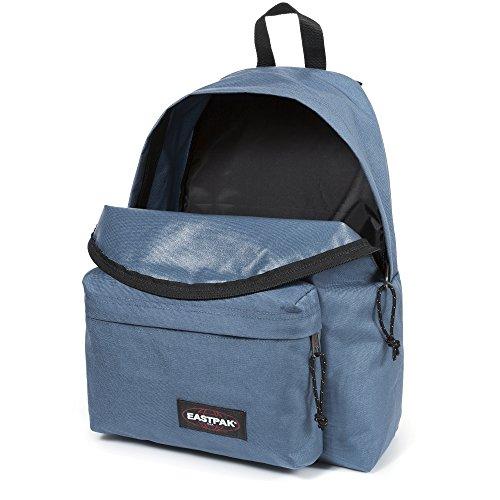 sac dos eastpak bleu eastpak luxe pas cher. Black Bedroom Furniture Sets. Home Design Ideas