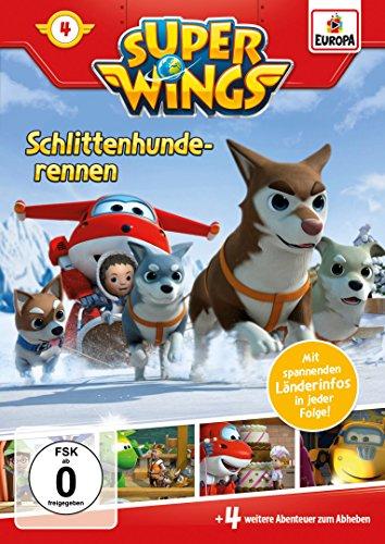 DVD 4: Schlittenhunderennen