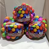 500 X multi coloured soft play balls for indoor play