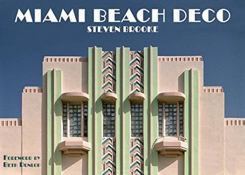 Miami Beach Deco por Steven Brooke