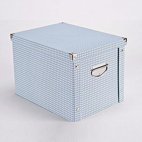 Admitir los cartuchos Puede ser cartón plegado Representante de color sólido azul