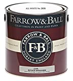 Farrow & Ball Estate Emulsion 2,5 Liter - HAGUE BLUE No. 30