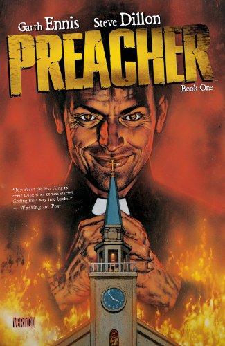 Preacher Book One por GARTH ENNIS