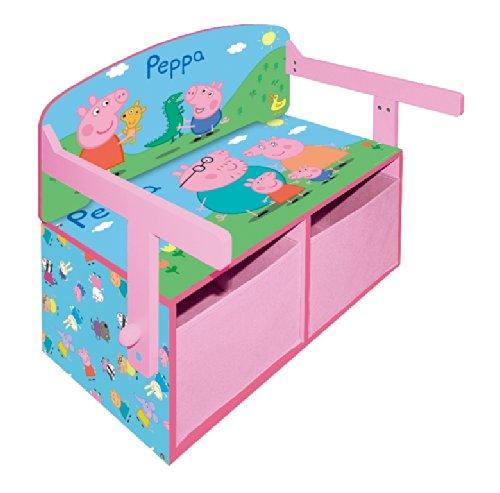 ARDITEX Peppa Pig - Pupitre 3 en 1