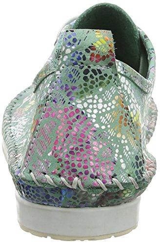 Andrea Conti 0021570 Damen Sneakers Mehrfarbig (mint kombi 330)