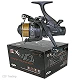Best Fishing Reels - EX40 Bait Runner With Twin Handle + 10LB Review