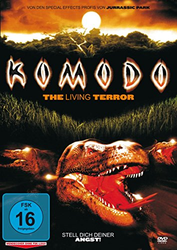 Komodo - The Living Terror