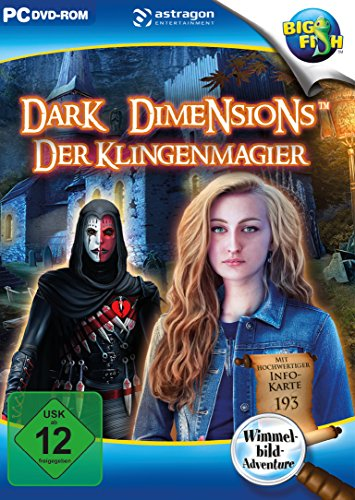 Dark Dimensions: Der Klingenmagier