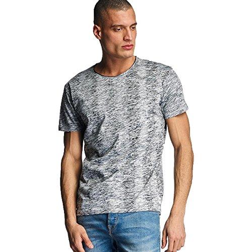 Solid, T-Shirt Uomo Nero