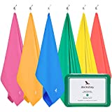 Microfibre Towel - Active & Yoga (Green - Extra Large 200x90cm) - quick dry, compact & lightweight