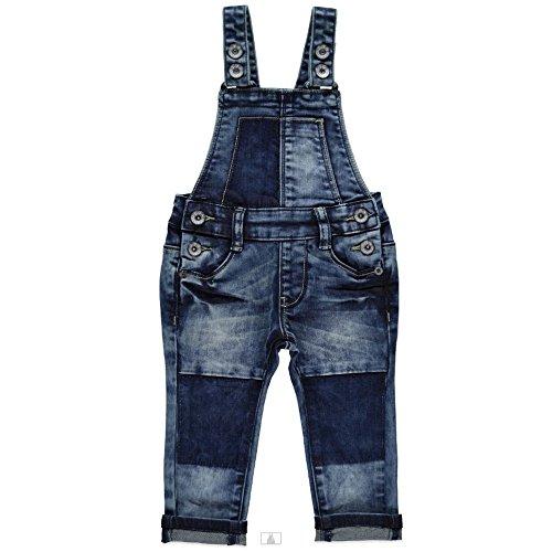 babyface bfc Jungen Jeans Latzhose 6207292 (80)