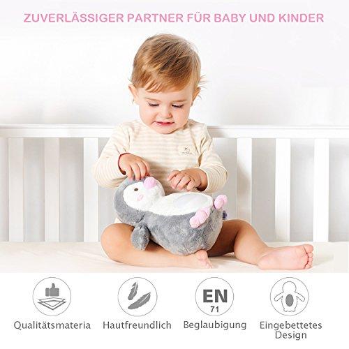 Einschlafhilfe Babys Spielzeug , Schlafhilfe und Nachtlicht Beruhigende Sound-Maschine, Kuscheltier, Geschenke zur Geburt - Spielzeug, SoundMaschine, Schlafhilfe, Nachtlicht, Kuscheltier, Geschenke, Geschenk, Geburt, einschlafhilfe für babys, einschlafhilfe, Beruhigende, Babys, BabypartyGeschenk, Baby
