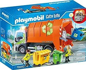 Playmobil City Life 70200 Set de Juguetes - Sets de Juguetes (Acción / Aventura, 4 año(s), Niño/niña, Interior,, Gente)