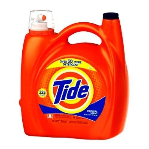 Tide 146 Loads Original Liquid Detergent, 225-Ounce by Tide