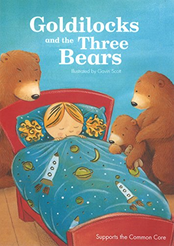 Goldilocks and the Three Bears (First Readers)