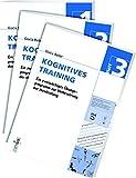 Kognitives Training Broschüre. Heft 1-3: Ein zweiwöchiges Übungsprogramm zur Verbesserung der Hirnleistung.