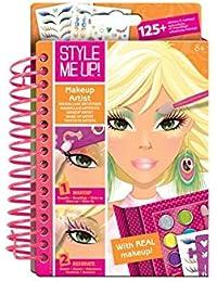 Style Me Up D Artist Mini Album–Make Up Artist