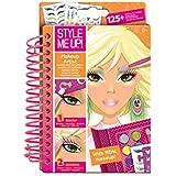 Style me up! - 1478 - Kit De Loisirs Créatifs - Petit Carnet - Maquillage Artistique