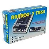 Anabox 7 Tage Wochendosierer blau 1 stk