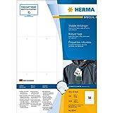 Herma 6872 Anhänger (A4 Papier/Folie/Papier 52,5 x 93,5 mm) 1200 Stück weiß
