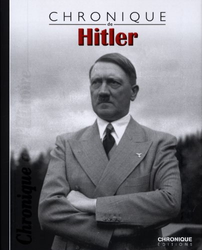 Adolf Hitler par Robert Maillard