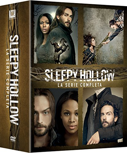 Sleepy Hollow s1 - s4  Exclusiva Amazon  (18 DVD)