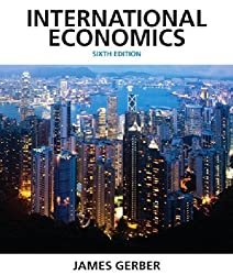 International Economics Plus NEW MyEconLab with Pearson eText -- Access Card Package (6th Edition) by James Gerber (2013-04-04)