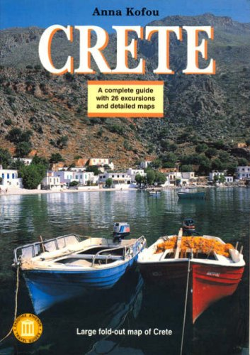 Crete: All the Museums and Archaeological Sites por A. Kofou