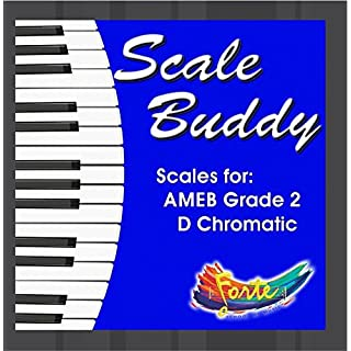 Scales for AMEB Grade 2