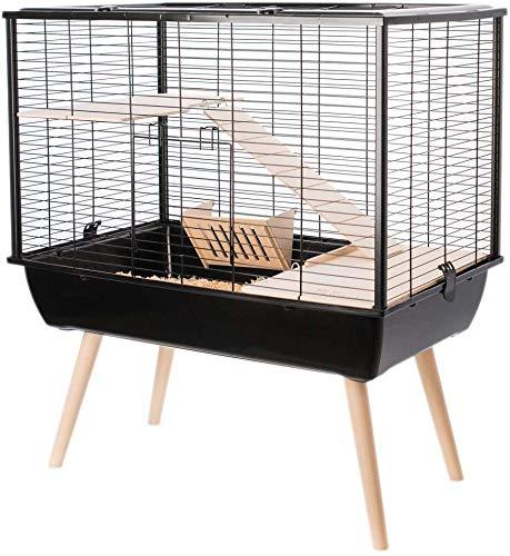 Cage Neo Muki Grand Rongeur L 77.5 X P 47.5 X H 87.5 Cm...
