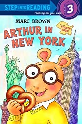 Arthur in New York (Step into Reading) by Marc Brown (2008-05-13)