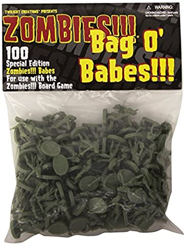 Twilight Creations 2009 - Zombies!!!: Bag O'Babes!!! (non-glow)