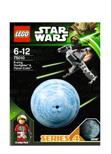 LEGO Star Wars - Planetas: B-Wing Starfighter & Planet
