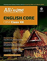 All In One ENGLISH CORE CBSE Class 12 2019-20 (Old Edition)