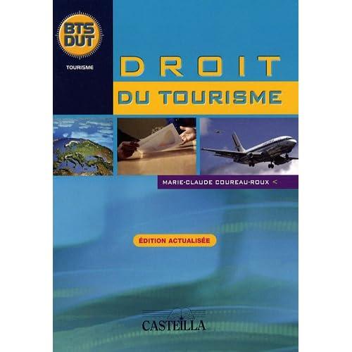 Droit du tourisme BTS-DUT